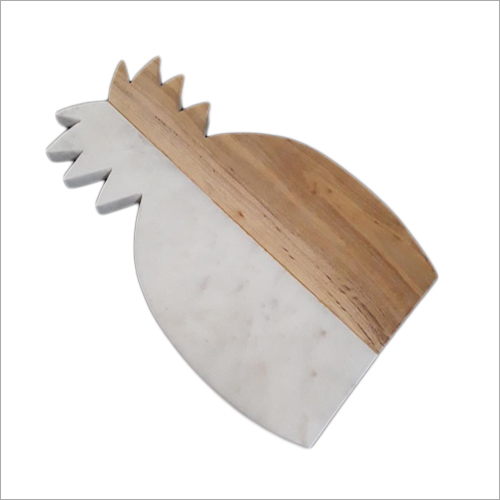 Marble Wood Chopping Board