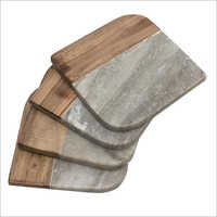 Marble Wood Coaster