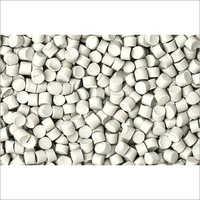 White Nylon Filled Granules