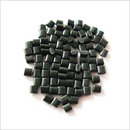 Black Polypropylene Filled Compound