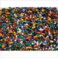 Colored Polypropylene Compound Granules