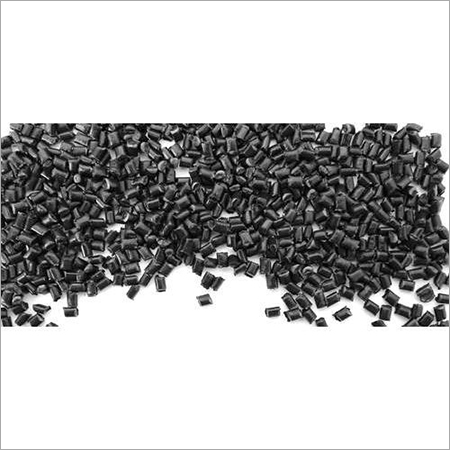 Black Polypropylene Compound Granules