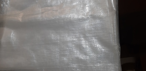 HDPE/ PP Natural Transparent Fabrics