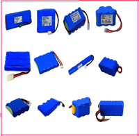 BATTERIES FOR MEDICAL EQUIPMENTS