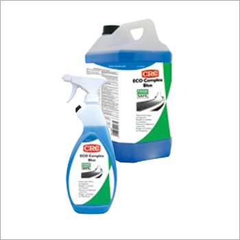 Food Grade CRC Eco Complex Blue Cleaner FDA