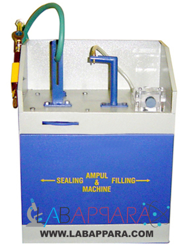 Ampoule Filling And Sealing Machine Labappara