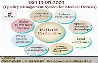 ISO 13485 Certifications Service