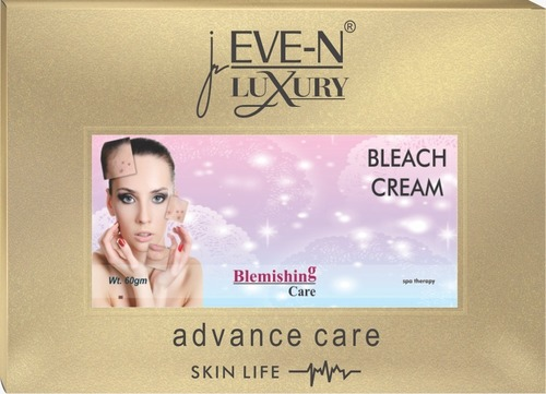 Eve-N Luxury Bleach Cream Blemishing 60G