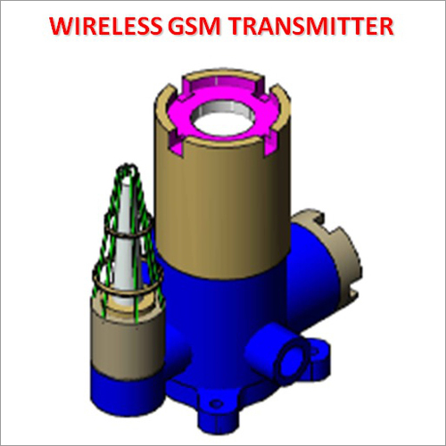 Wireless GSM Transmitter