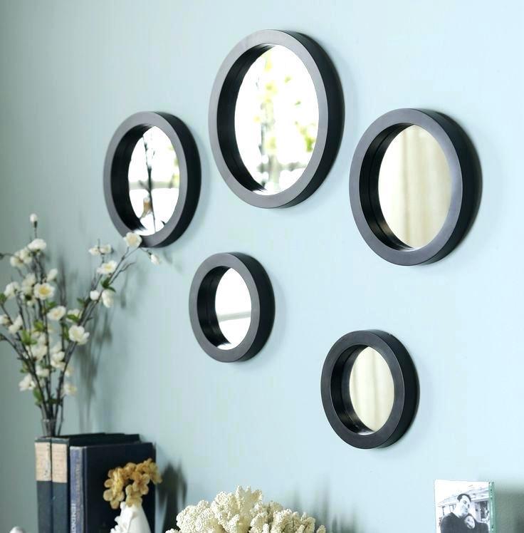 Decorative Wall Mirror Set