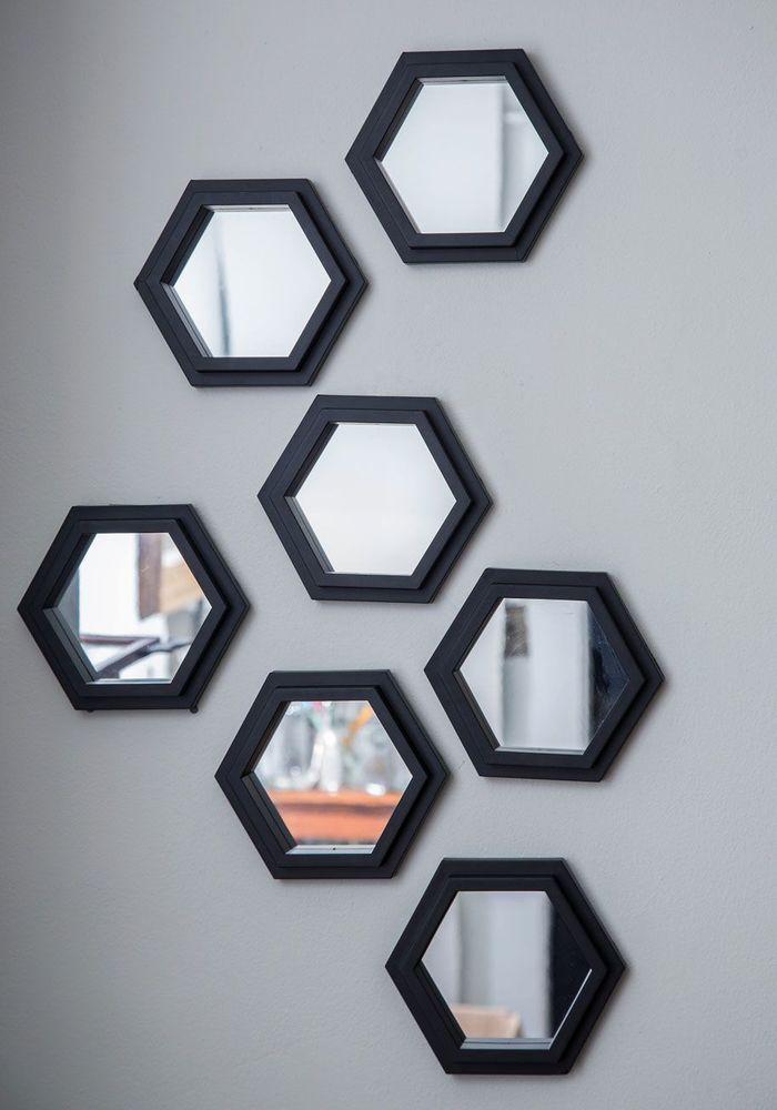 Wall Mirror Set