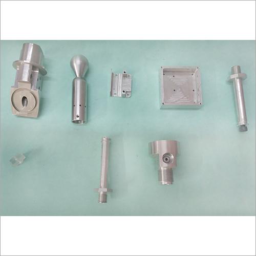 Precision CNC Machine Component