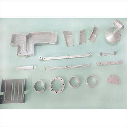 CNC Precision Machine Component
