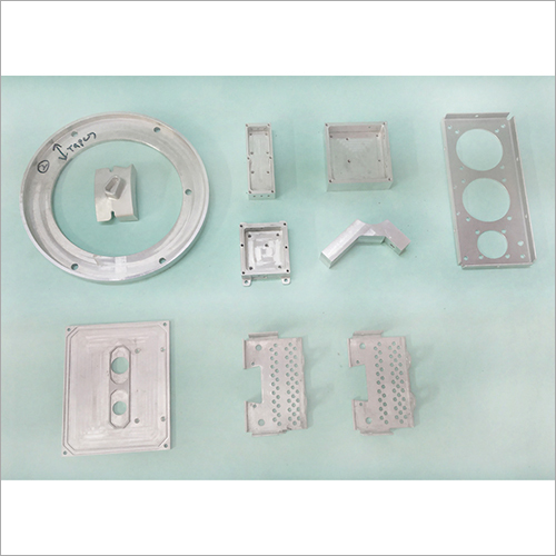 CNC Turning Machine Component