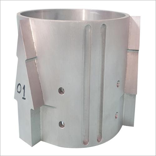 CNC Spindle Motor Clamp Bracket