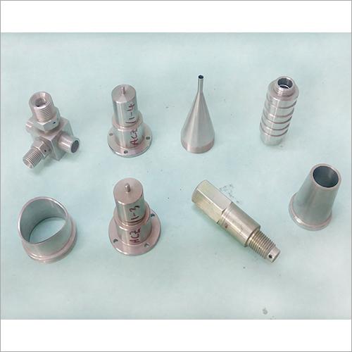 Industrial CNC Machine Component