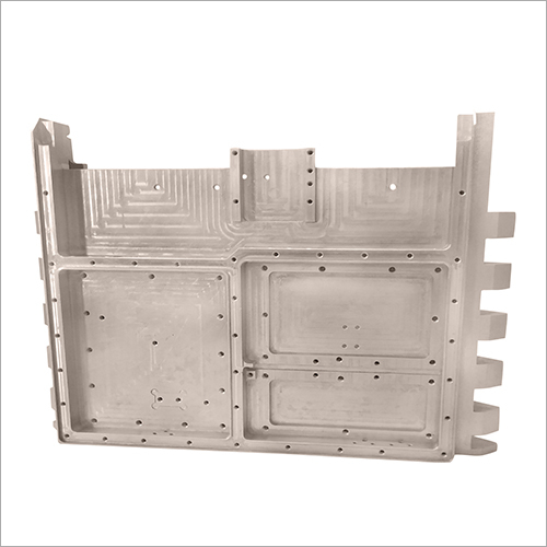 Sheet Metal CNC Chassis