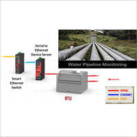 Water Pipeline Monitoring