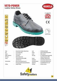 Mines Industry Safety Shoes