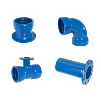 DI Pipe Fitting