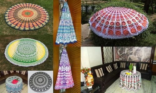 Mandala Table Covers