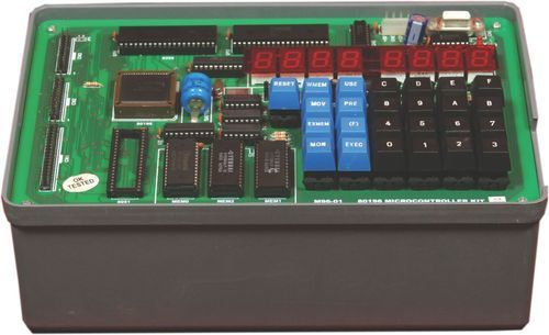 8051 Microcontroller Trainer Kit