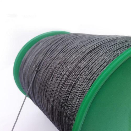 Grey Polyester Cord