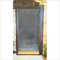 Home Plisse Mesh Door