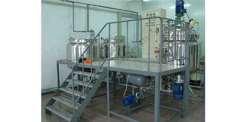 Lotion Manufacturing Plant