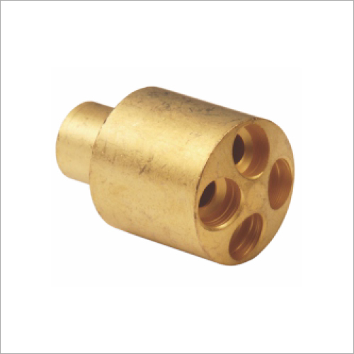 4 Way Brass Distributor