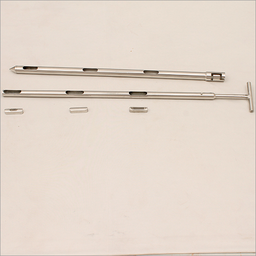 Powder Sampling Rod