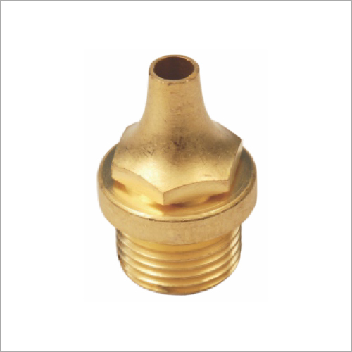 Deep Well Brass Nozzle