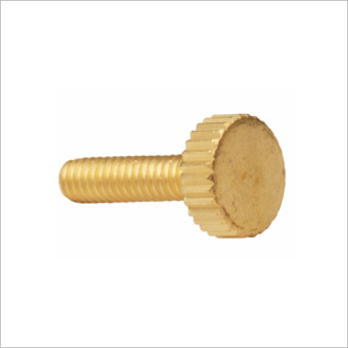Brass Knurling Bolt