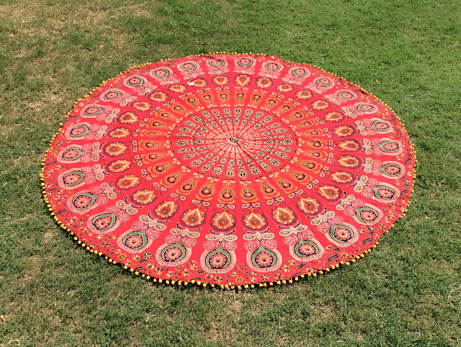 Mandala Round Table Covers