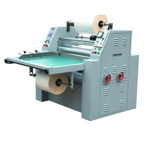 High Speed Paper Roll Lamination Machine