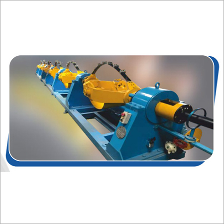 Skip Stranding Machine