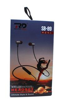 RD SB-89 Wireless Bluetooth Headset earphone