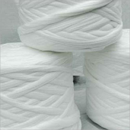 White Polyester Roving Fiber Top