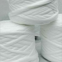 White Polyester Roving Fiber Top