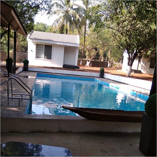 Mango Bungalow Karjat Swimming Pool Project