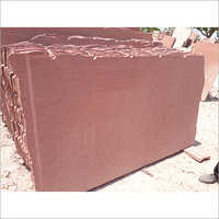 Agra Red Sand Stone Slab