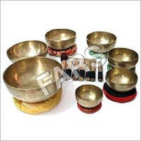 7 Piece Singing Bowls Set