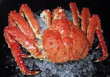 Norwegian Red King Crab