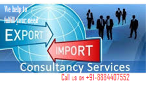 Import And Export Business Consulting Services