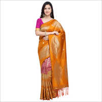 Ladies Kanjivaram Saree