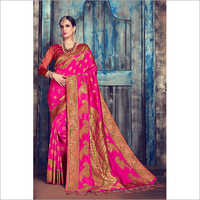 Ladies Georgette Saree
