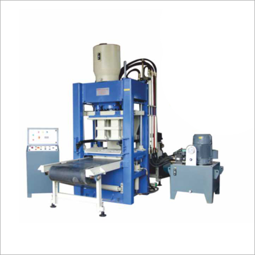 Brick Making Press Machine