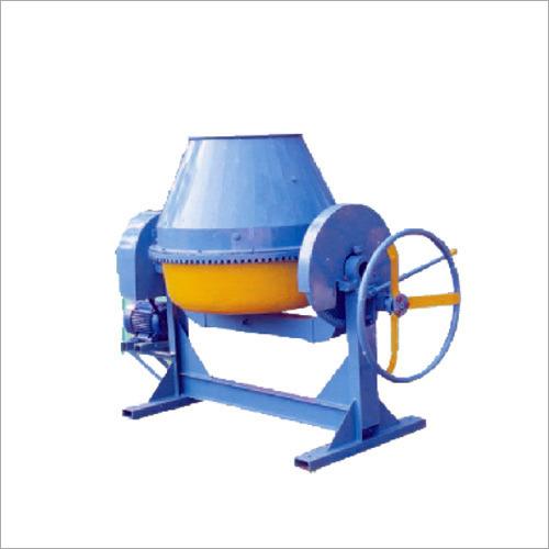 Semi Automatic Concrete Mixer Machine