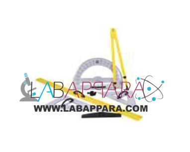 Geometrical Instruments Box