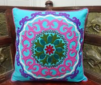 Embroidery Cushion Covers
